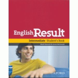 English Result Intermediate Student's Book
