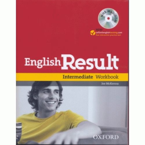 English Result Intermediate Workbook
