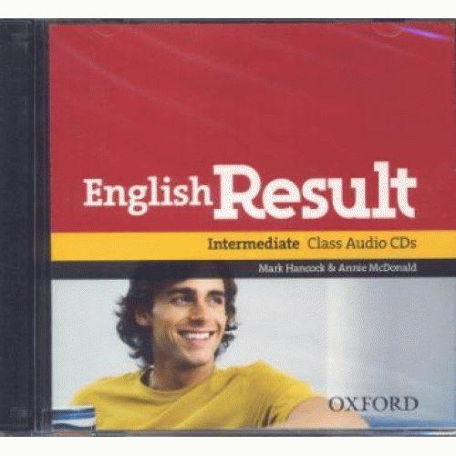 English Result Intermediate Cl.CD