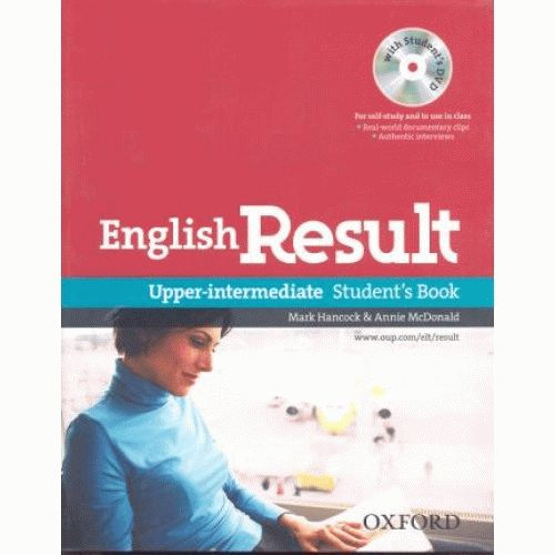 English Result Upper-Int. Student's Book