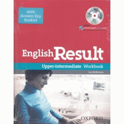English Result Upper-Int. Workbook