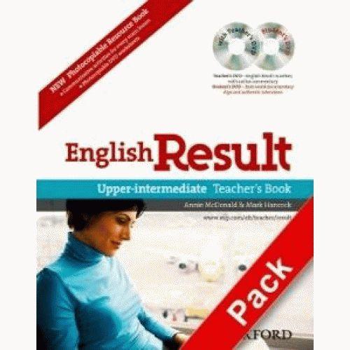 English Result Upper-Int. Teacher's Book