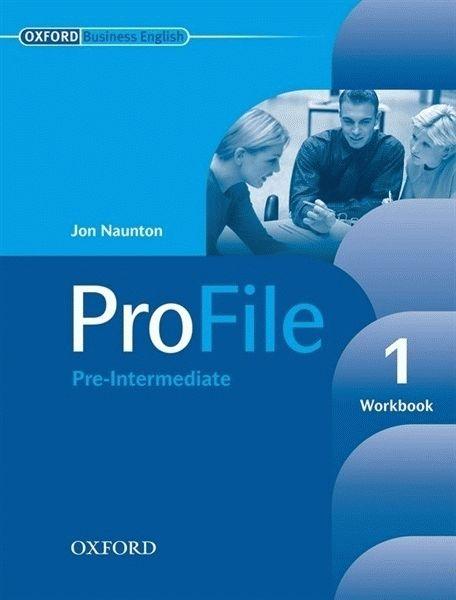 ProFile 1 Workbook