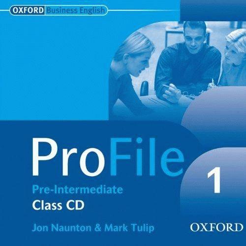 ProFile 1 CD
