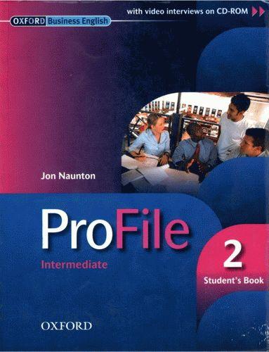 ProFile 2 Student's Book