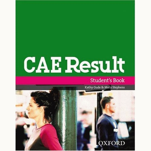 CAE Result. Student's Book