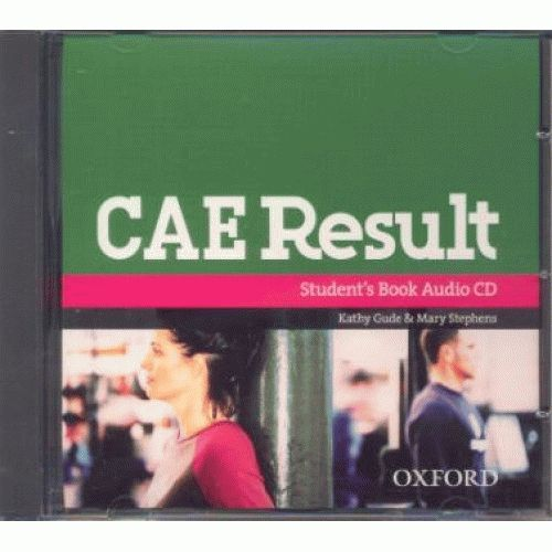 CAE Result. Class Audio CDs