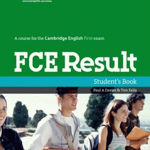 FCE Result. Student's Book