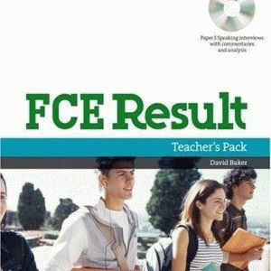 FCE Result. Teacher's Pack including Assessment Booklet with DVD and Dictionaries Booklet