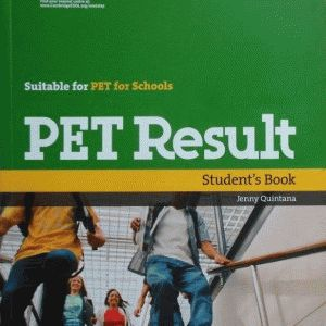 PET Result: Student's Book