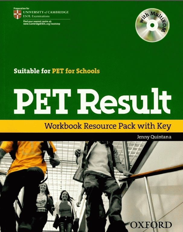 PET Result: Workbook Resource Pack with Key