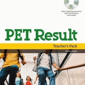 PET Result: Teacher's Pack with Assessment Booklet