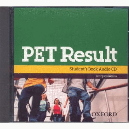 PET Result: Class Audio CD