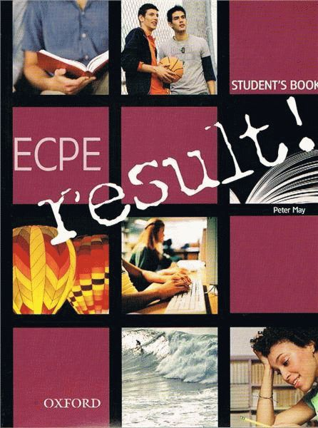 ECPE result! Student's Book