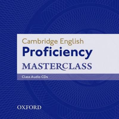 Cambridge English: Proficiency (CPE) Masterclass Class Audio CDs (2)