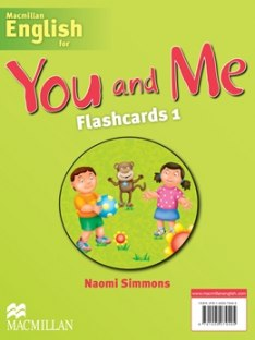 YOU AND ME 1  Flashcards (шт.)