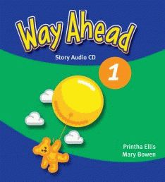 Way Ahead New Ed 1 St.CD