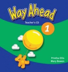 Way Ahead New Ed 1 T.CD