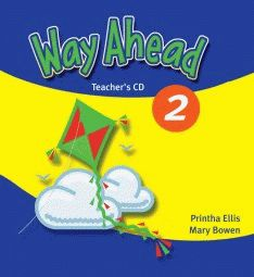 Way Ahead New Ed 2 T.CD