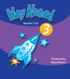 Way Ahead New Ed 3 T.CD