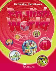 English World  1 Teacher's Book &  Webcode