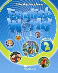 English World  2 Teacher's Book &  Webcode