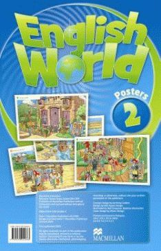 English World  2 Poster Pack