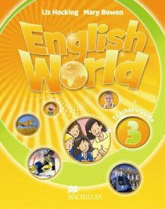 English World  3 Teacher's Book &  Webcode