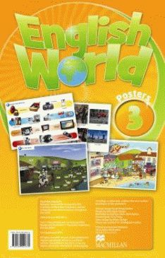 English World  3 Poster Pack