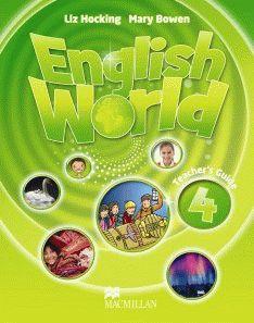 English World 4 Teacher's Book
