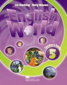 English World 5 Teacher's Book &  Webcode