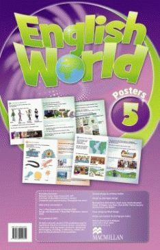English World 5 Poster Pack