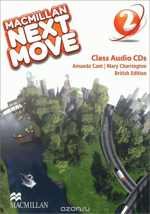 Next Move 2 CD