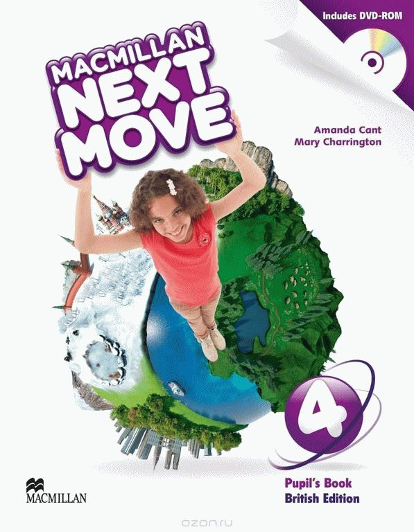 Next Move 4 Student's Book