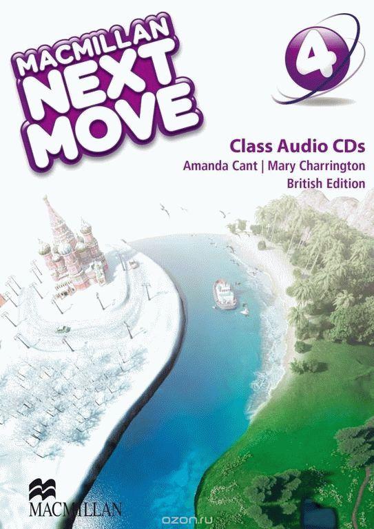 Next Move 4 CD