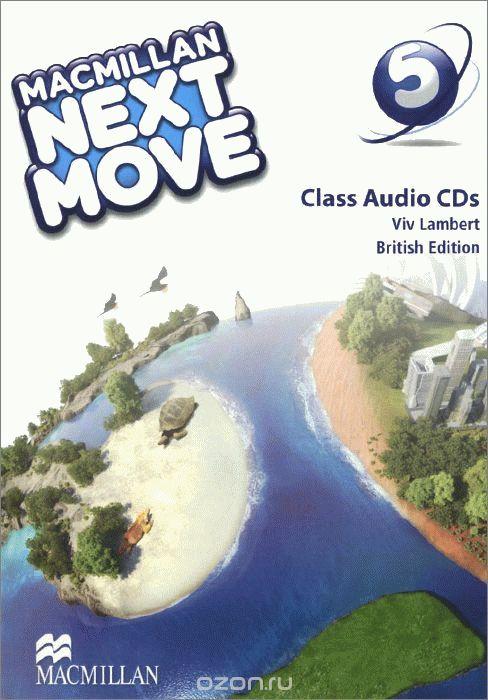 Next Move 5 CD