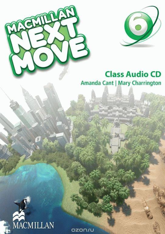 Next Move 6 CD