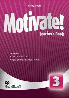 Motivate 3 Teacher's Book
