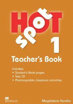 Hot Spot 1 Teacher's Book