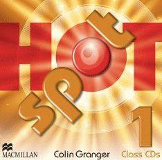 Hot Spot 1 CD