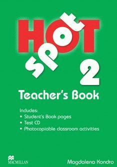Hot Spot 2 Teacher's Book