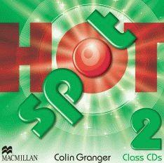 Hot Spot 2 CD