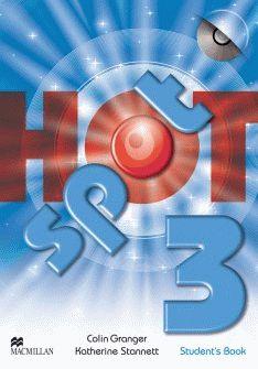 Hot Spot 3 Student's Book