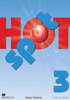 Hot Spot 3 Activity Book
