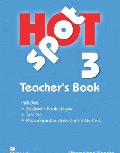 Hot Spot 3 Teacher's Book