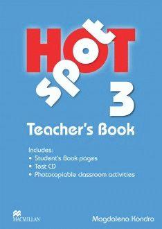 Hot Spot 3 Teacher's Book