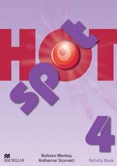 Hot Spot 4 Activity Book