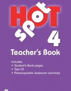 Hot Spot 4 Teacher's Book