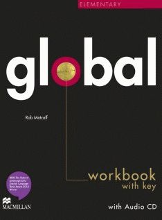 Global Elementary Workbook + CD with Key