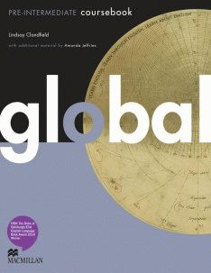 Global Pre-intermediate Coursebook + MPO